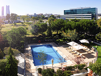 Hotel - Novotel Madrid Sanchinarro