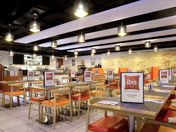 Restaurant - ibis Hong Kong North Point
