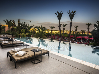 Hôtel - Sofitel Marrakech Lounge and Spa