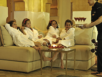 서비스 - Sofitel Marrakech Lounge and Spa
