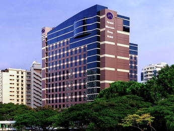 Hotel - Grand Mercure Roxy Singapore