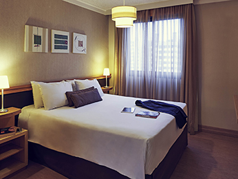 Rooms - Mercure Porto Alegre Manhattan Hotel