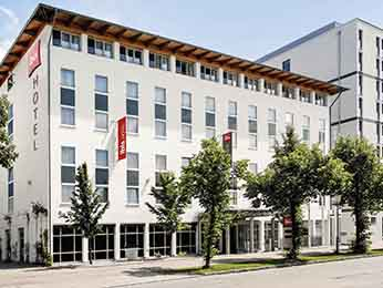 Hotel - ibis Munique Garching