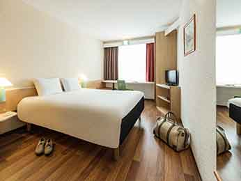 Rooms - ibis Munich Garching