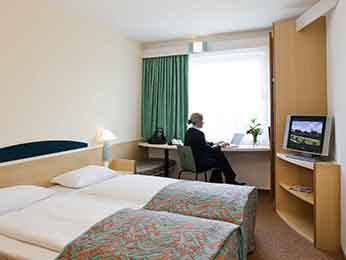 Camere - ibis Frankfurt City Messe