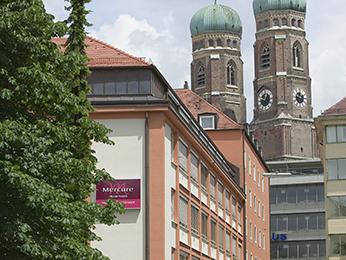 Hotel Mercure Altstadt Munich