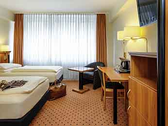 Rooms - Mercure Hotel Munich Altstadt