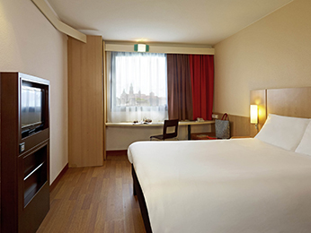 Rooms - ibis Krakow Centrum
