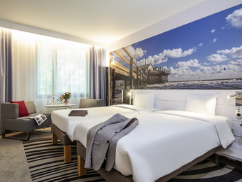 객실 - Novotel Hamburg City Alster