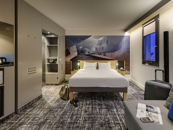 Rooms - Suite Novotel Berlin City Potsdamer Platz