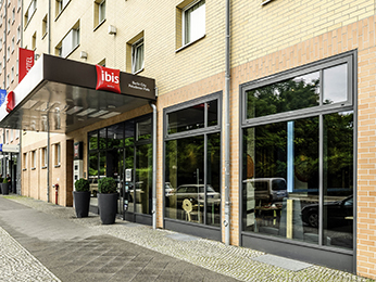 Hotel Ibis Berlin Potsdamer Platz Berlin