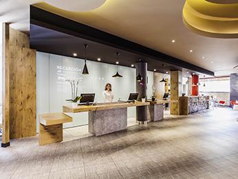 Hotel Ibis Madrid Aeropuerto Madrid