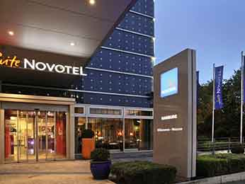 Hotel - Suite Novotel Hamburg City
