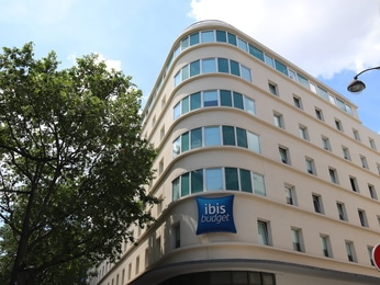 Hotel - ibis budget Paris La Villette 19th
