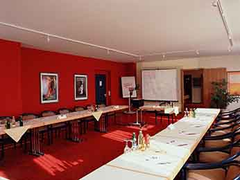 Meetings - Mercure Hotel Halle Leipzig