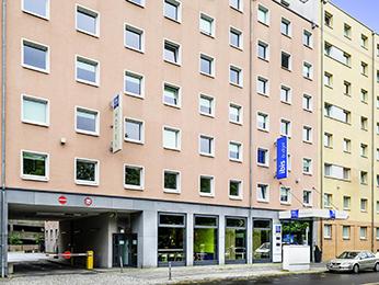 Hotel Berlin Potsdamer Platz Ibis