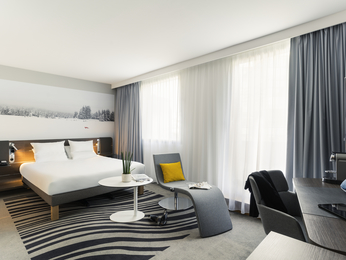 Rooms - Novotel Paris Centre Gare Montparnasse