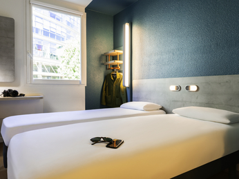Rooms - ibis budget Bordeaux Gare Saint Jean