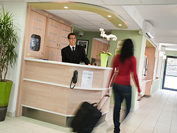 Hotel - ibis budget Forbach Centre
