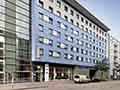 ホテル ibis budget Hamburg St Pauli Messe