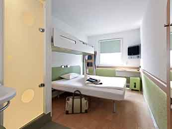 Rooms - ibis budget Hamburg St Pauli Messe