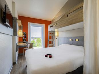 Hotel Ibis budget Porte d'Italie Ouest Le Kremlin Bicêtre