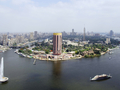 Hotel de lujo Sofitel Cairo El Gezirah