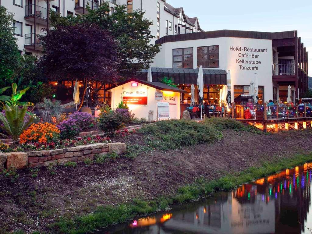 Hotel An Den Salinen Garni Bad Durkheim