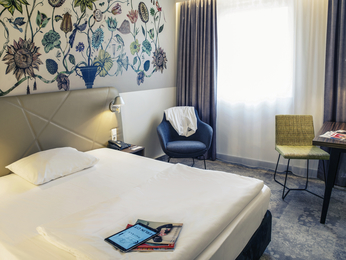 Chambres - Mercure Hotel Berlin City