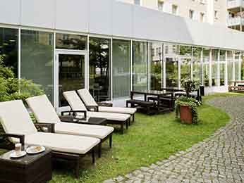 Services - Mercure Hotel Berlin City