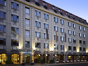 Hotel Sofitel Gendarmenmarkt Berlin
