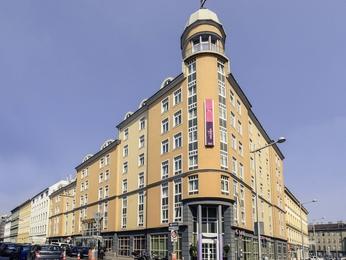 h�tel pas cher en promotion Mercure Wien Westbahnhof