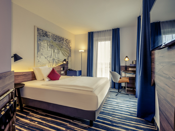 Rooms - Mercure Hotel Hamburg Mitte