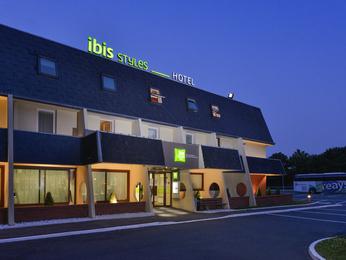 Hotel Ibis Styles Parc des Expositions de Villepinte Villepinte