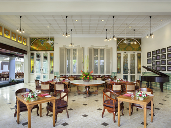 Restaurant - The Phoenix Hotel Yogyakarta - MGallery Collection