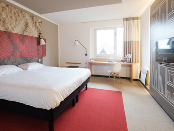 Rooms - ibis Mons Centre Gare