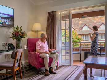 Rooms - Mercure Canberra