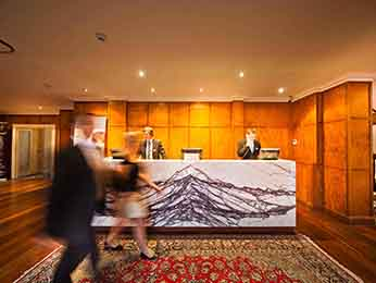 Services - Mercure Canberra