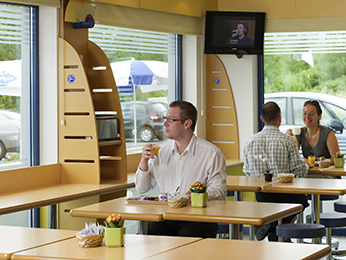 Services - Ibis Budget Charleroi Airport