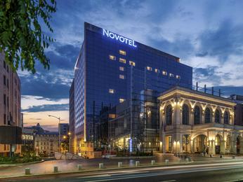Hotel In Bucharest Novotel Bucharest City Centre All