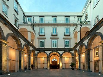 Palazzo Caracciolo Naples