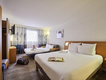 Hotel Novotel Paris Porte d'Italie Le Kremlin Bicêtre
