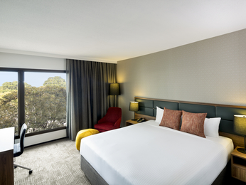 Zimmer - Mercure Sydney International Airport