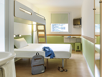Rooms - ibis budget Munich East Messe