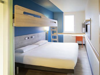 Chambres - ibis budget Geneve