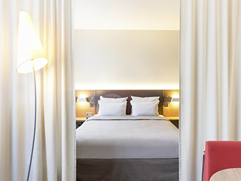 Rooms - Suite Novotel Geneve