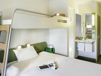 Chambres - ibis budget Bergerac
