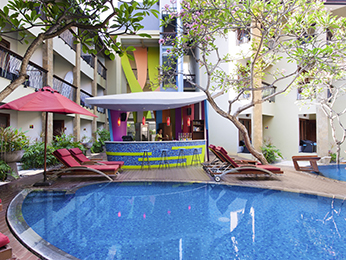 all seasons 巴厘岛勒吉安酒店(即将成为 ibis Styles 酒店)