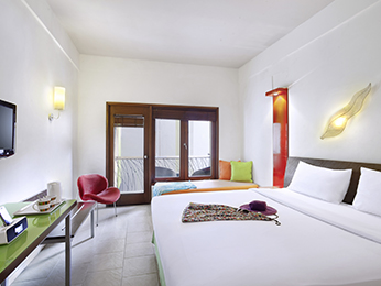 Zimmer - all seasons Bali Legian (soon ibis Styles)