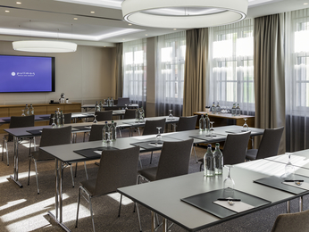 Meetings - Pullman Basel Europe